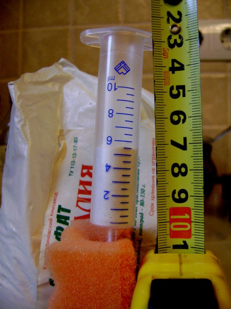 Чем отмерить 1 грамм в домашних условиях 202