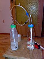 Простейший генератор CO2 для своего 64
