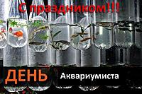 С днём аквариумиста