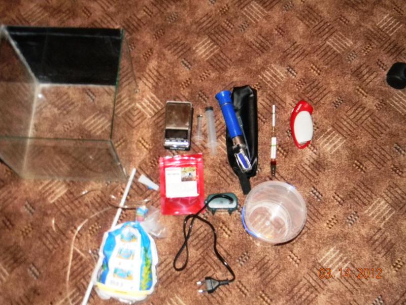 инструменты для разведения